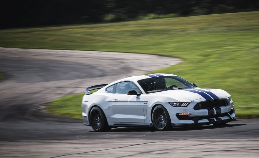 2016 Ford Mustang Shelby GT350Rs - Slide 75