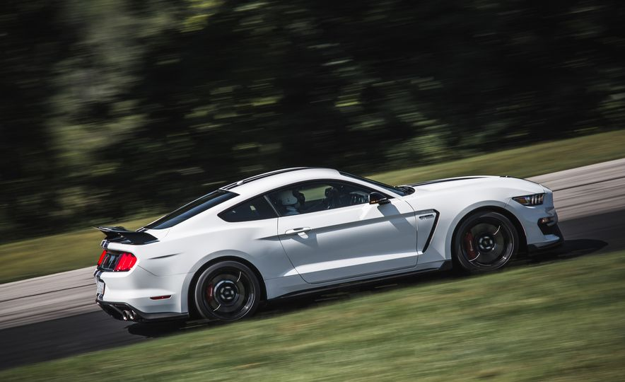 2016 Ford Mustang Shelby GT350Rs - Slide 77