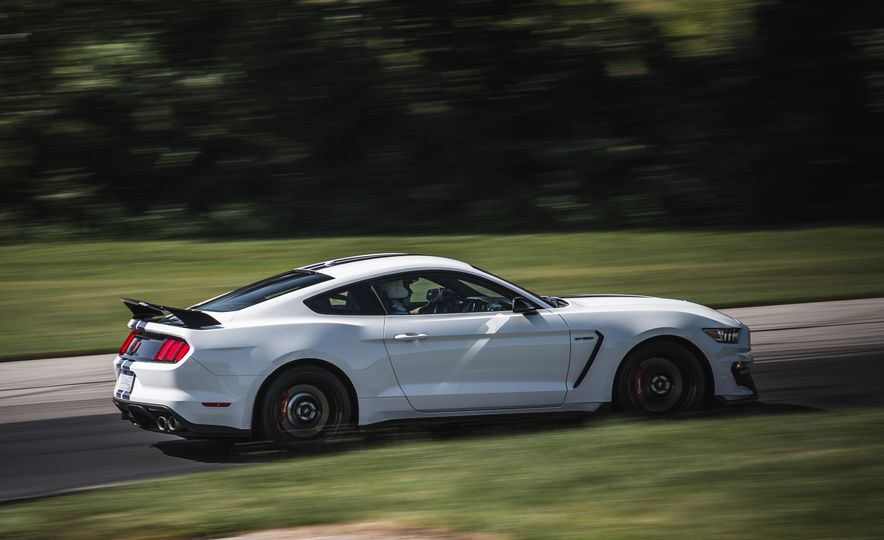 2016 Ford Mustang Shelby GT350Rs - Slide 78