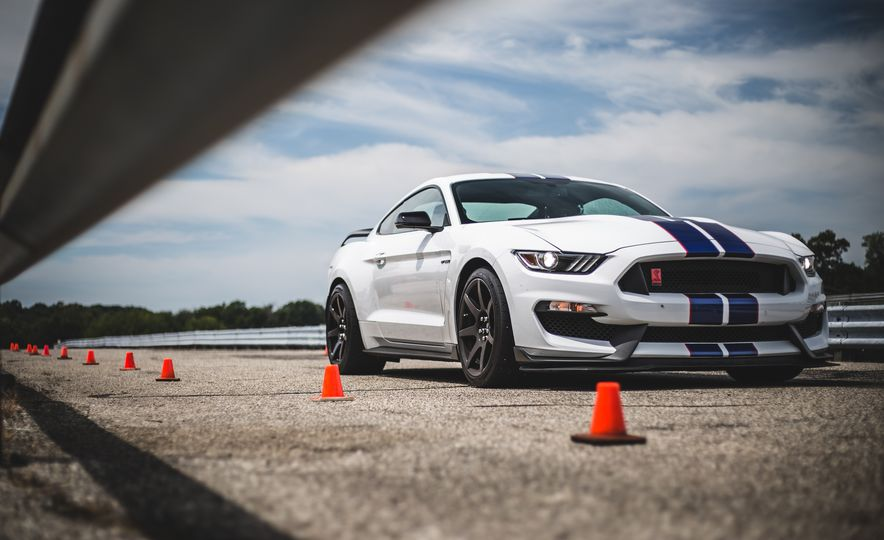 2016 Ford Mustang Shelby GT350Rs - Slide 80
