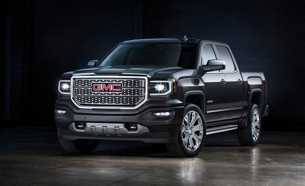 2016 GMC Sierra: Now You See It, and, Well, That's Pretty Much It