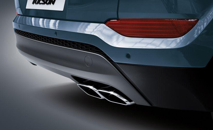 2016 Hyundai Tucson - Slide 21
