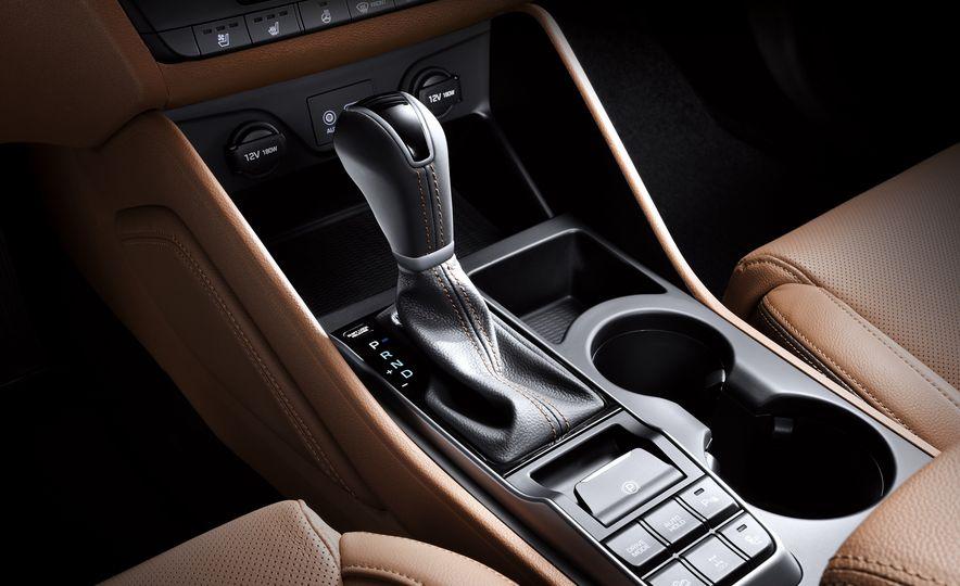 2016 Hyundai Tucson - Slide 33