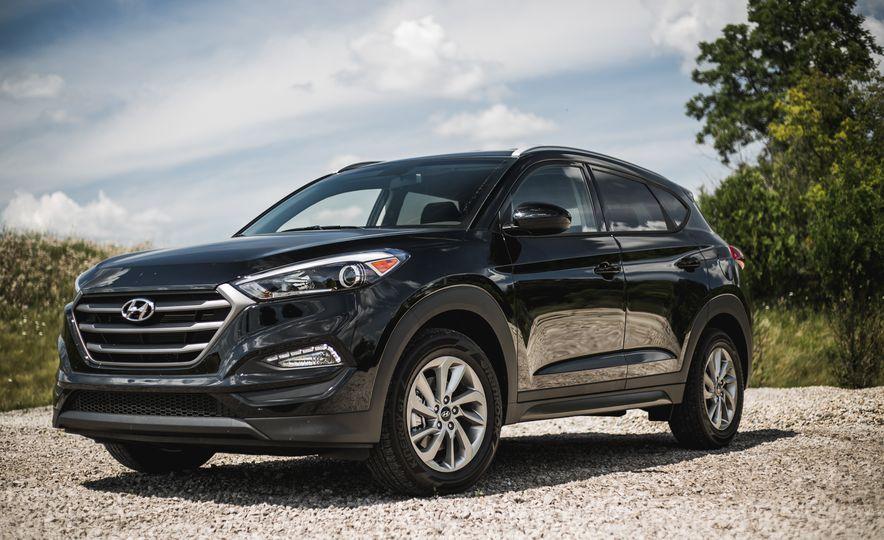 2016 Hyundai Tucson 2.0L - Slide 8