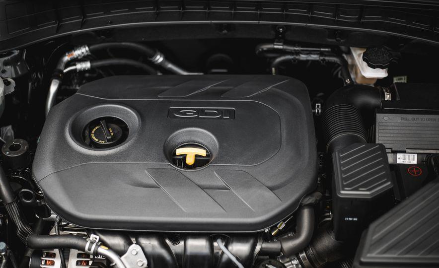 2016 Hyundai Tucson 2.0L - Slide 34