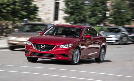 2016 Mazda 6 2.5L Manual – First Drive Review