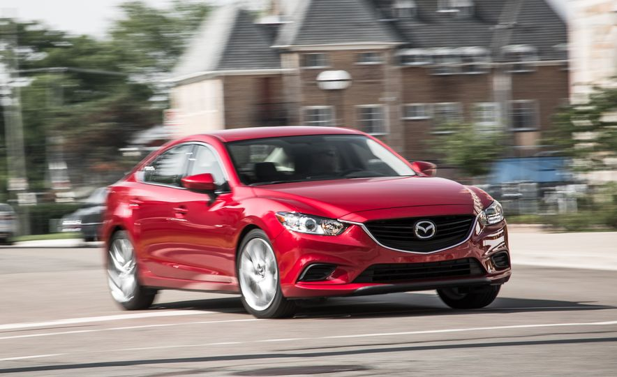 2016 Mazda 6 Touring - Slide 2