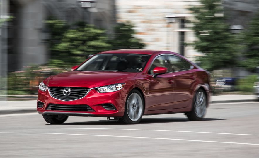 2016 Mazda 6 Touring - Slide 3