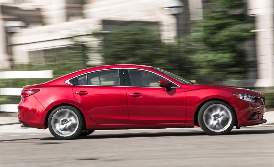 2016 Mazda 6 Touring - Slide 5