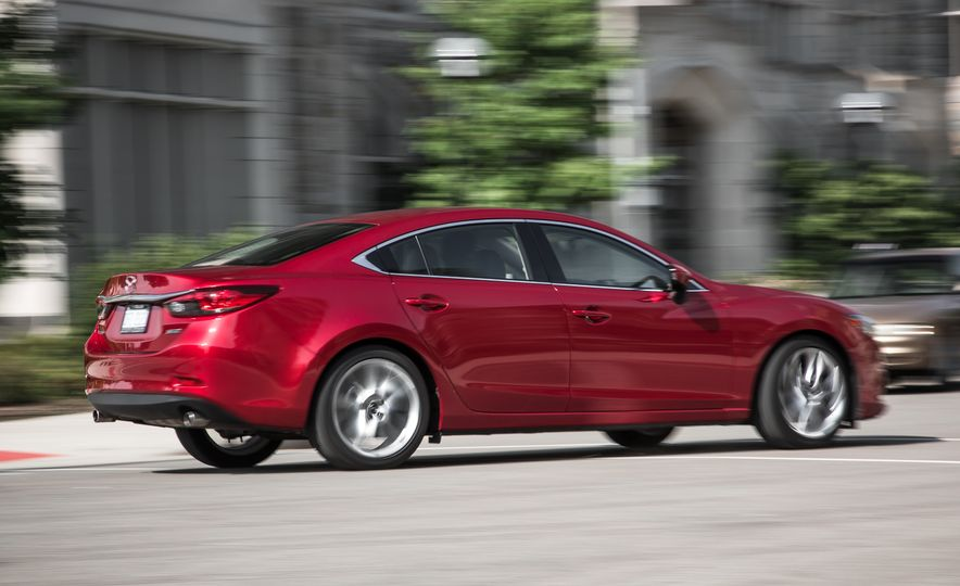 2016 Mazda 6 Touring - Slide 6