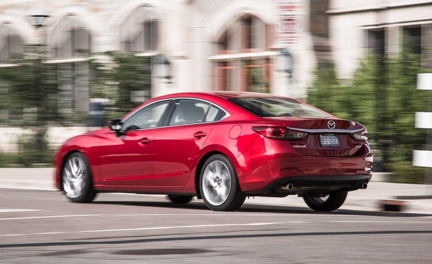 2016 Mazda 6 Touring - Slide 9