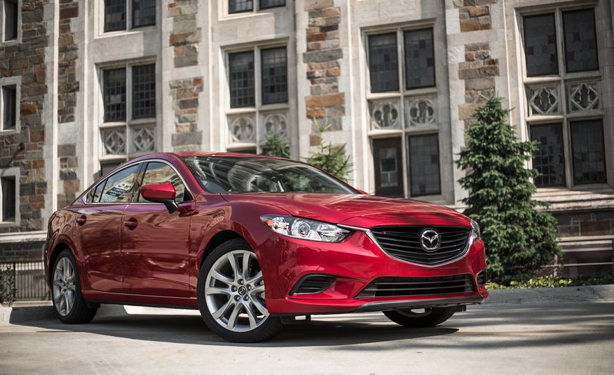 2016 Mazda 6 Touring - Slide 10