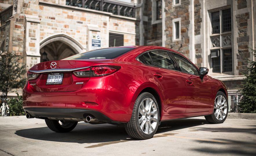 2016 Mazda 6 Touring - Slide 11