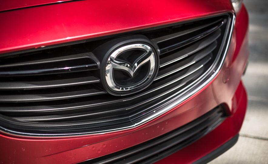 2016 Mazda 6 Touring - Slide 14