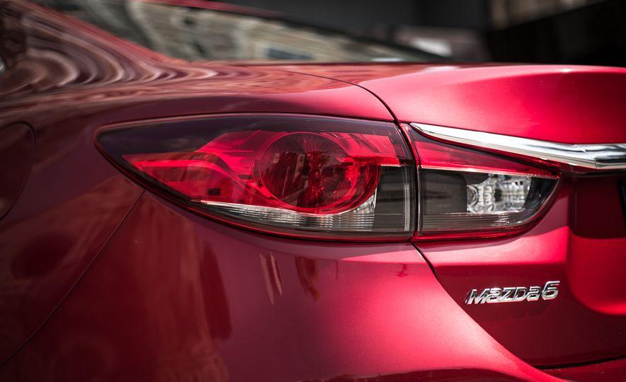 2016 Mazda 6 Touring - Slide 17