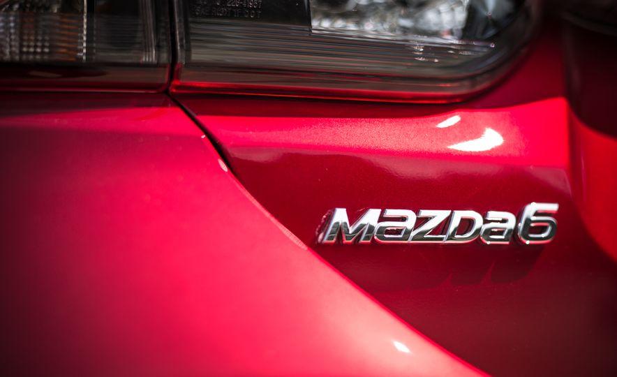 2016 Mazda 6 Touring - Slide 18