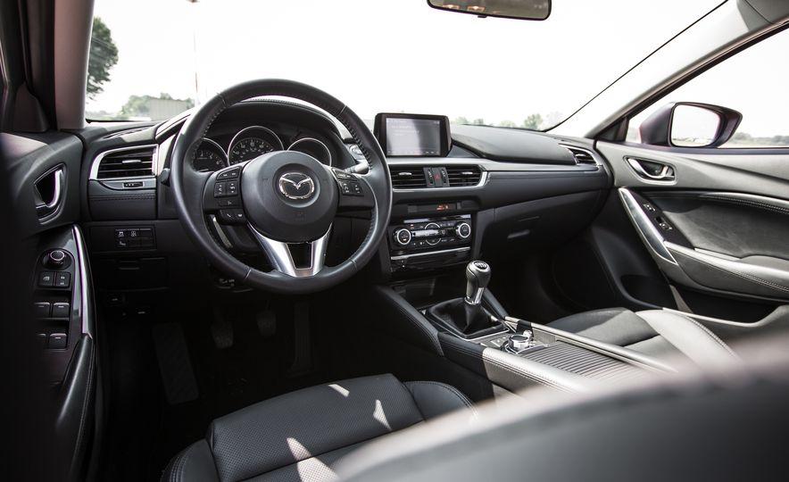 2016 Mazda 6 Touring - Slide 20