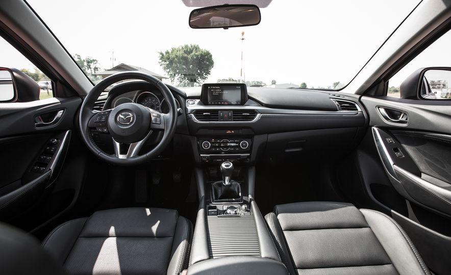 2016 Mazda 6 Touring - Slide 21