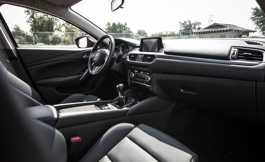 2016 Mazda 6 Touring - Slide 22