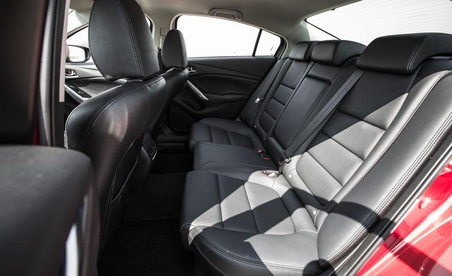 2016 Mazda 6 Touring - Slide 26