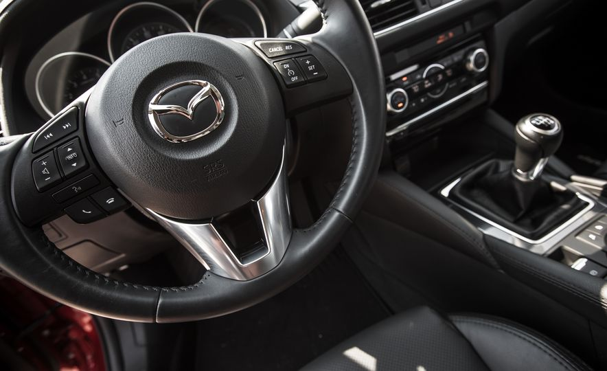 2016 Mazda 6 Touring - Slide 27