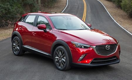 Zoom-Zoom With Less Room-Room: 2016 Mazda CX-3 Prices, Equipment Detailed