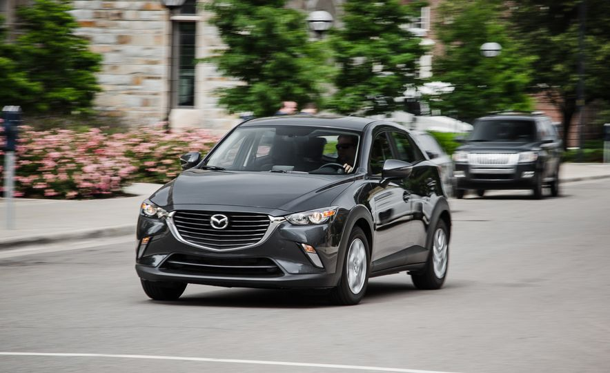 2016 Mazda CX-3 Touring AWD - Slide 1