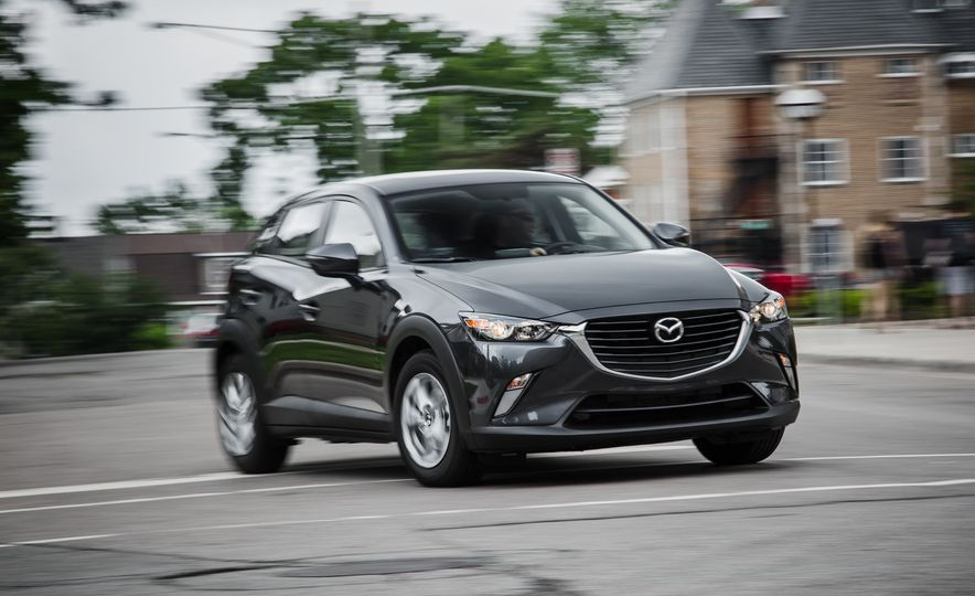 2016 Mazda CX-3 Touring AWD - Slide 3