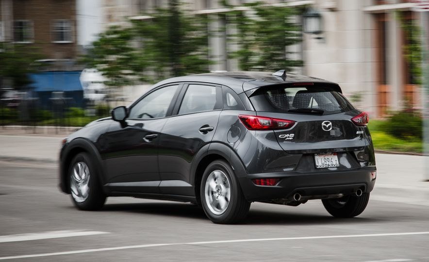 2016 Mazda CX-3 Touring AWD - Slide 5