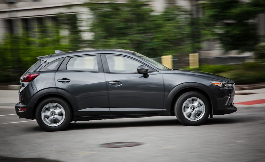 2016 Mazda CX-3 Touring AWD - Slide 6