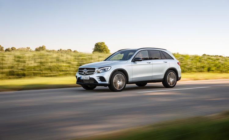 2016 Mercedes-Benz GLC-class – First Drive Review
