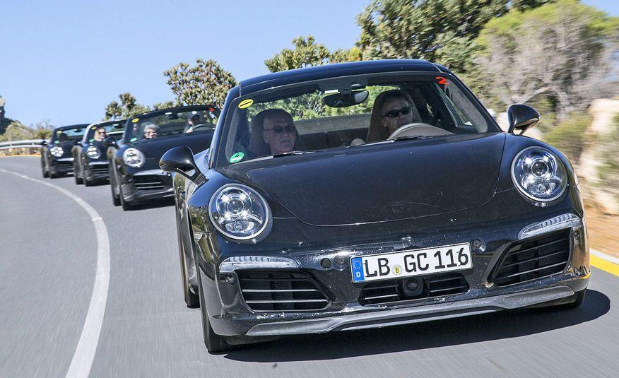 2016 porsche 911 carrera coupes and cabriolets slide 3