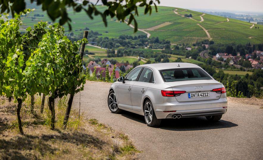 2017 Audi A4 TDI Quattro prototype - Slide 12