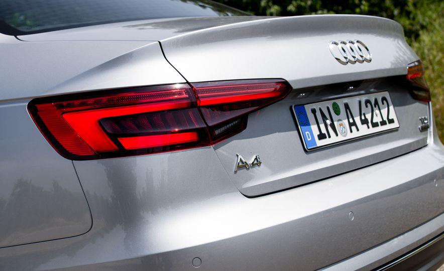 2017 Audi A4 TDI Quattro prototype - Slide 21