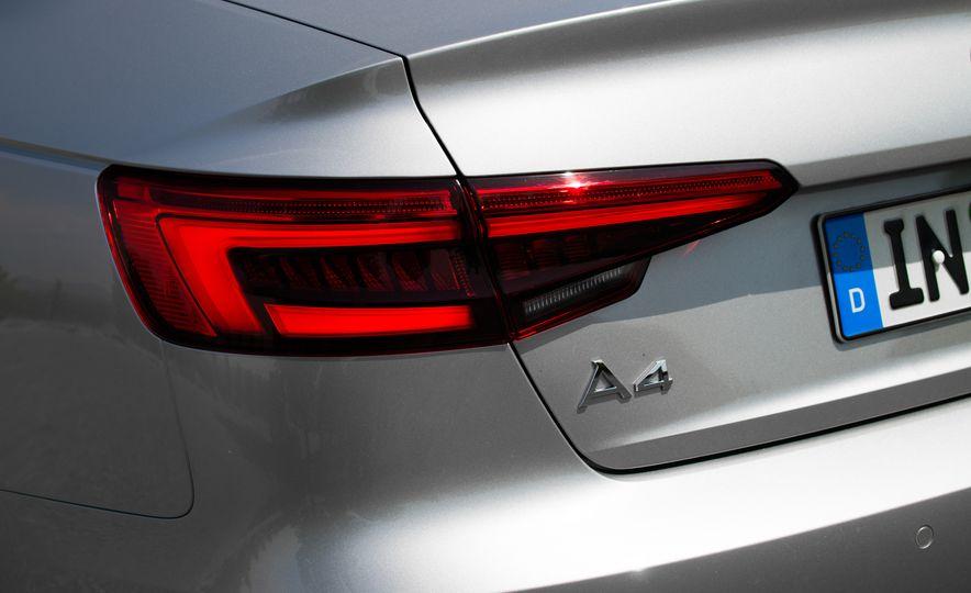 2017 Audi A4 TDI Quattro prototype - Slide 22