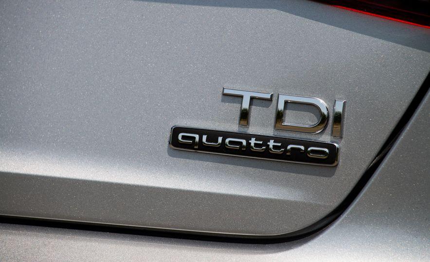 2017 Audi A4 TDI Quattro prototype - Slide 24