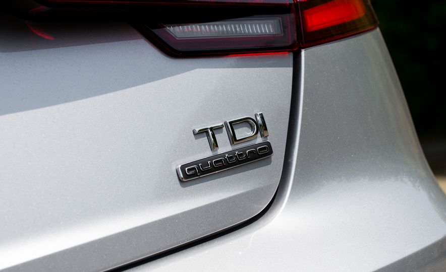 2017 Audi A4 TDI Quattro prototype - Slide 25
