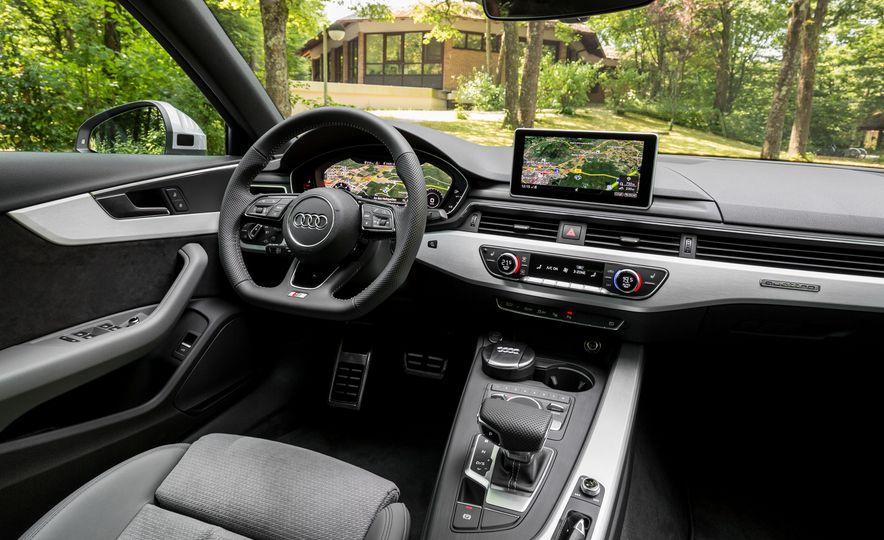 2017 Audi A4 TDI Quattro prototype - Slide 26