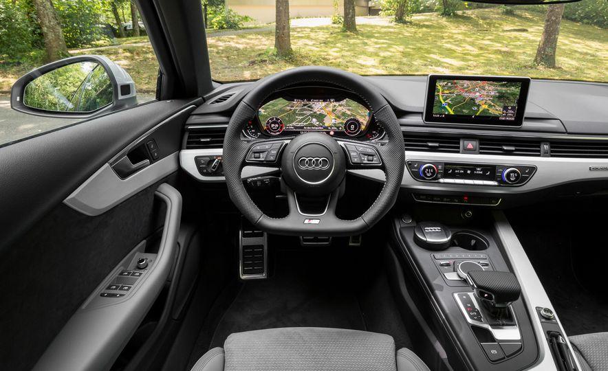 2017 Audi A4 TDI Quattro prototype - Slide 27