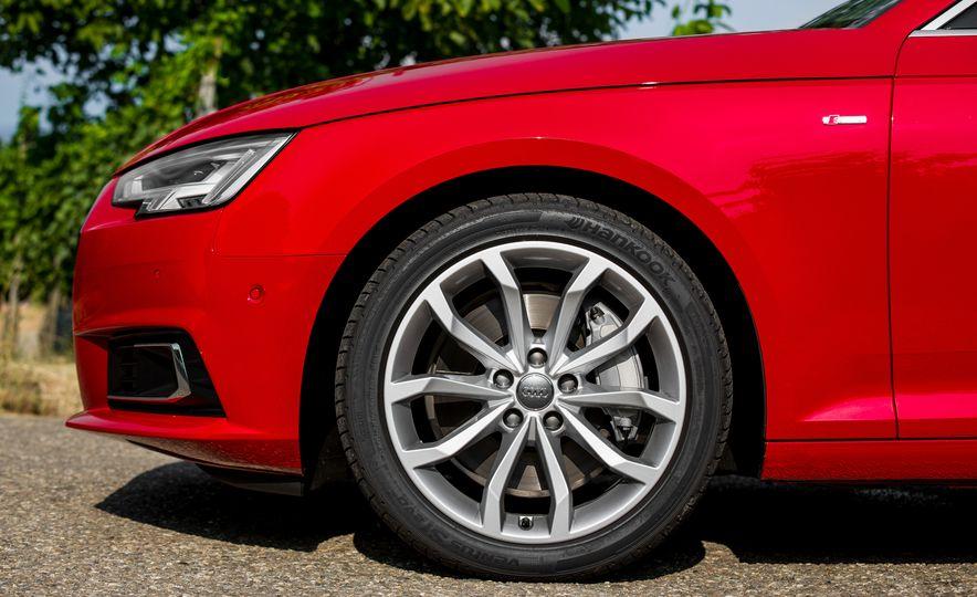2017 Audi A4 TDI Quattro prototype - Slide 47