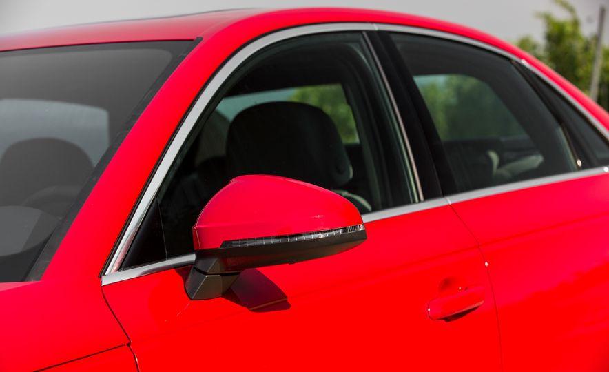 2017 Audi A4 TDI Quattro prototype - Slide 48