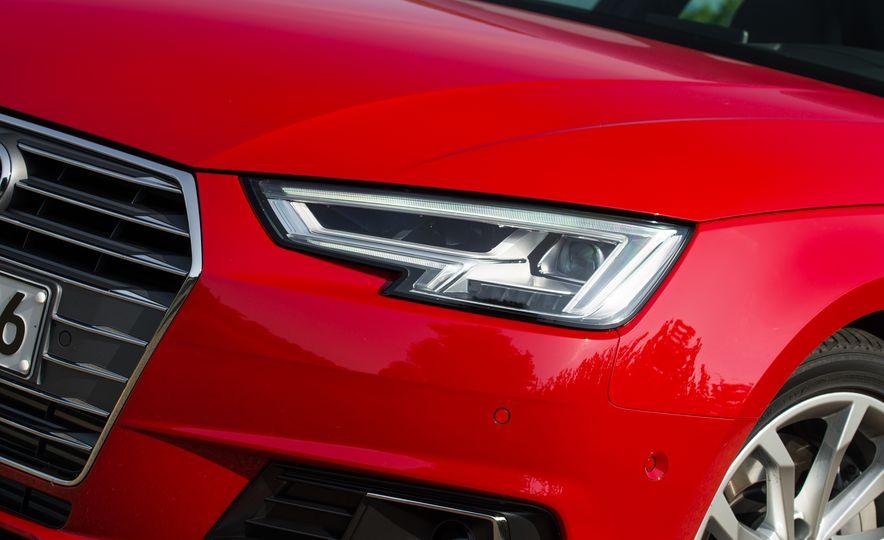 2017 Audi A4 TDI Quattro prototype - Slide 49