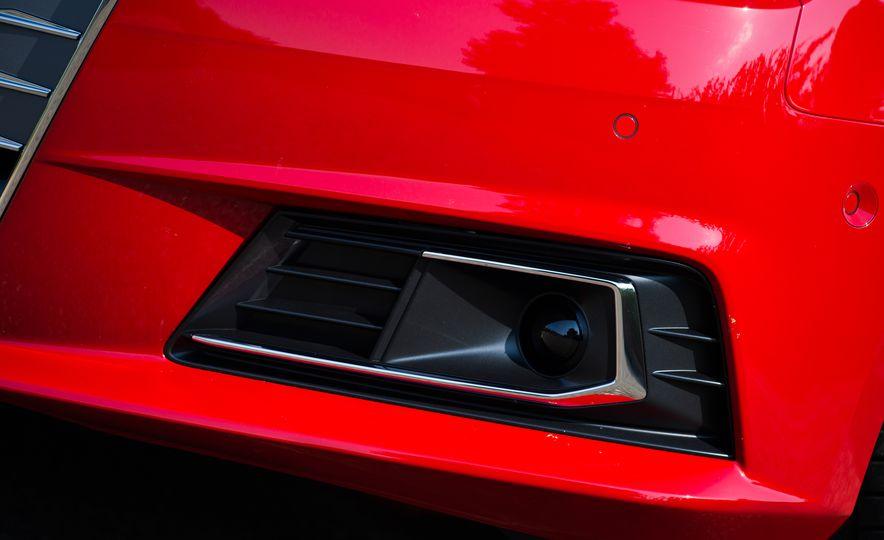 2017 Audi A4 TDI Quattro prototype - Slide 51