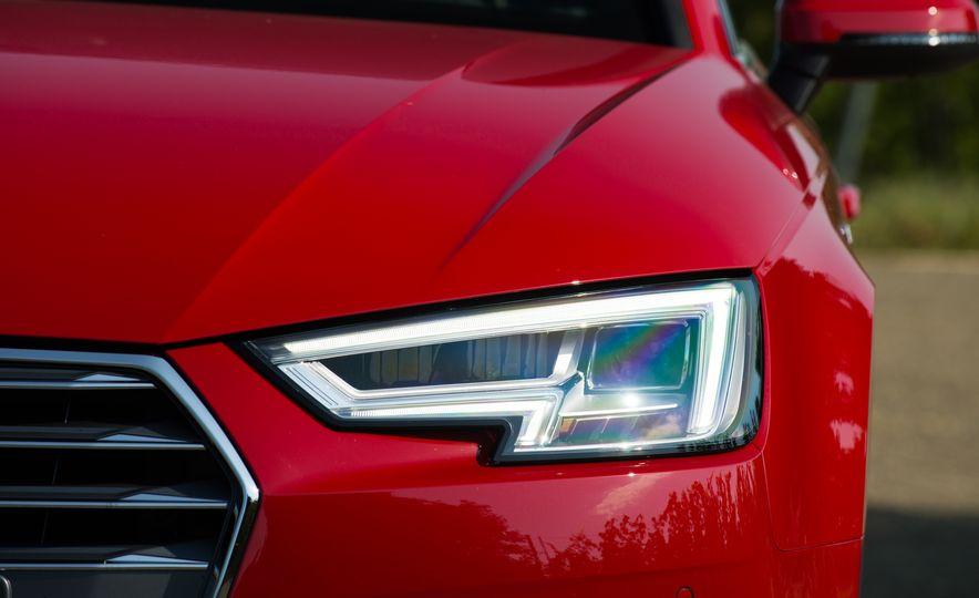 2017 Audi A4 TDI Quattro prototype - Slide 52