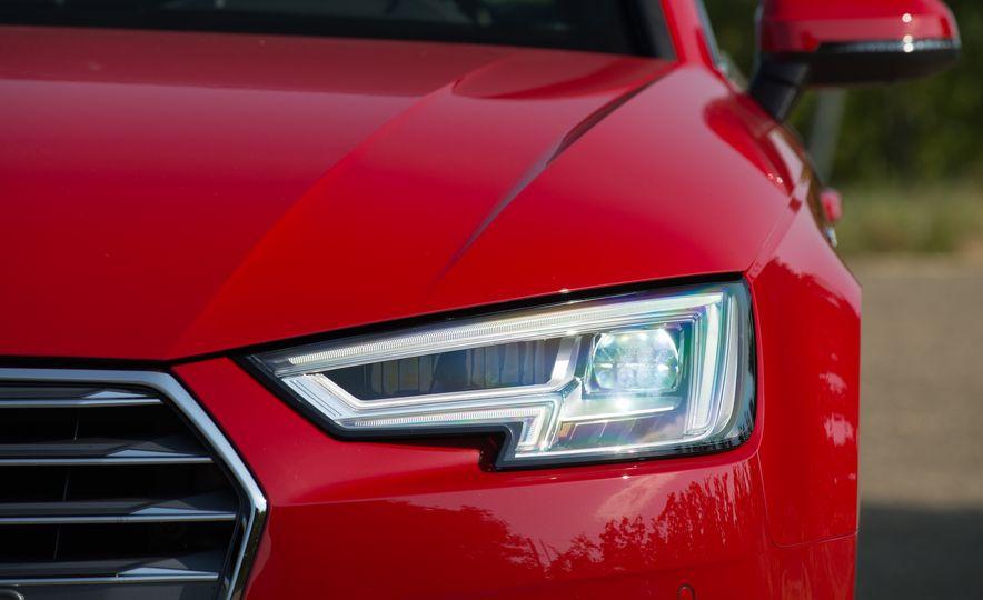2017 Audi A4 TDI Quattro prototype - Slide 53