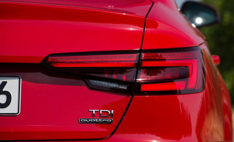 2017 Audi A4 TDI Quattro prototype - Slide 55