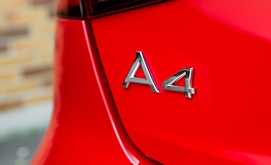 2017 Audi A4 TDI Quattro prototype - Slide 57