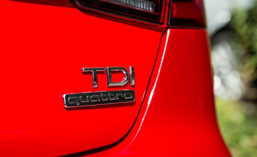 2017 Audi A4 TDI Quattro prototype - Slide 58