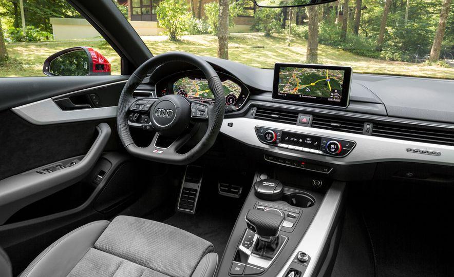 2017 Audi A4 TDI Quattro prototype - Slide 59