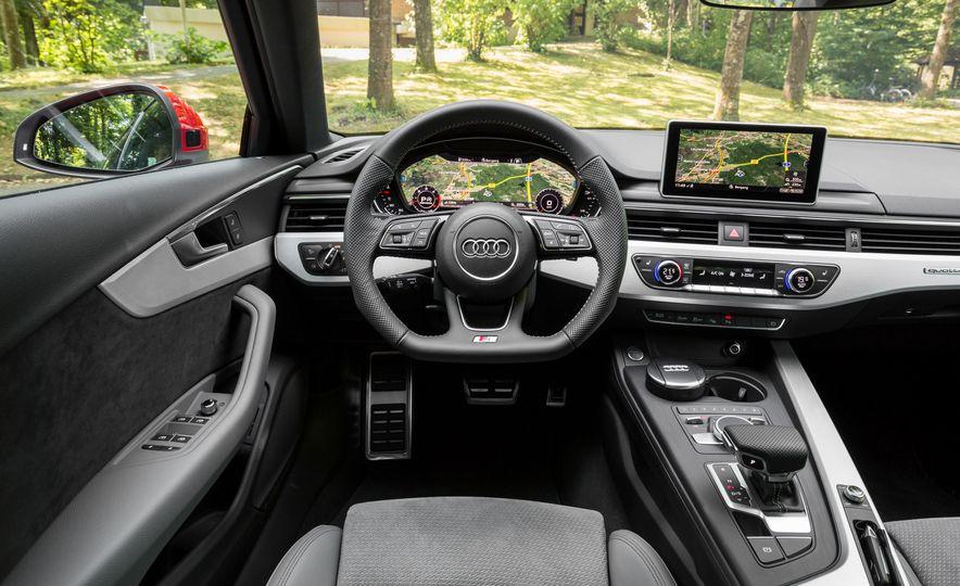 2017 Audi A4 TDI Quattro prototype - Slide 60